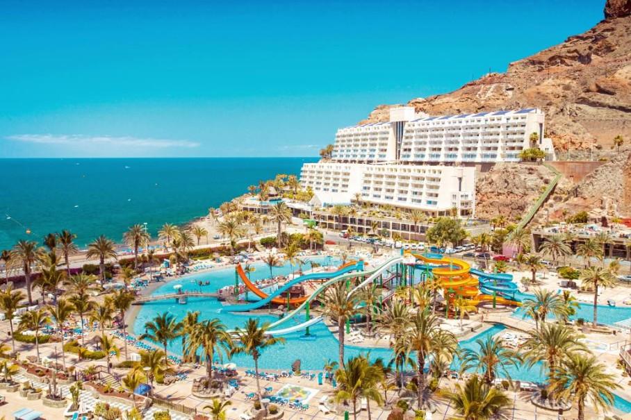 Hotel Paradise Lago Taurito (fotografie 1)