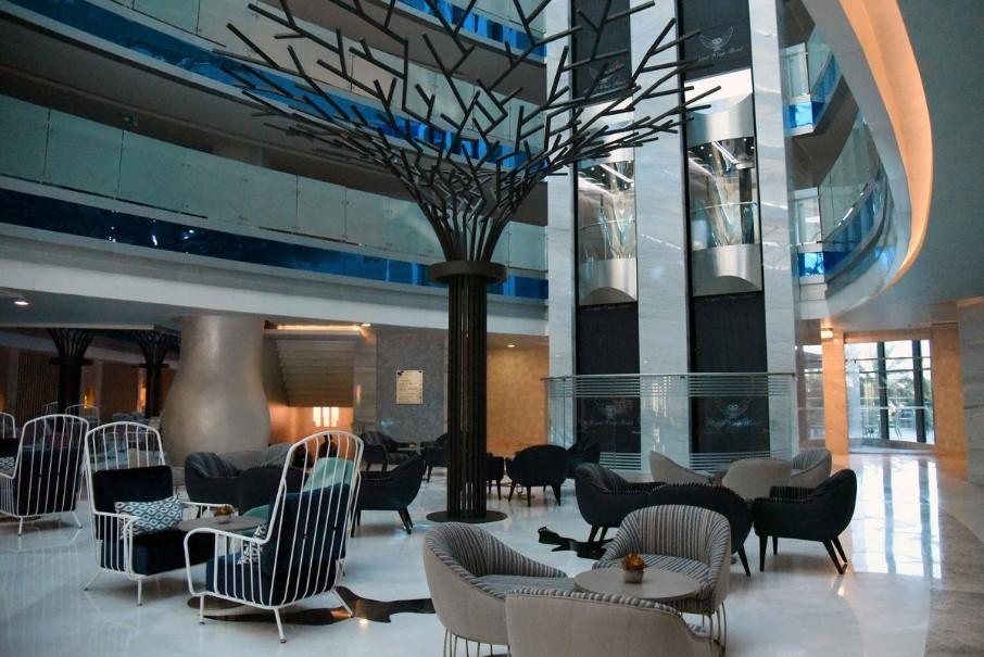 Royal Wings Hotel (fotografie 16)