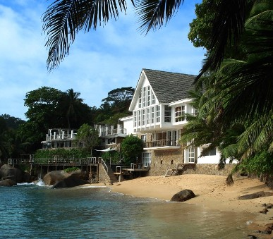 Hotel Bliss Mahe Seychelles