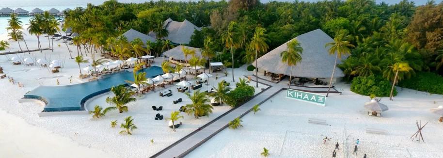 Hotel Kihaa Maldives (fotografie 1)