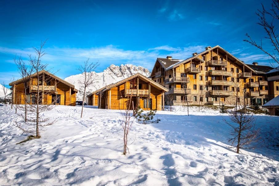 Apartmány Le Hameau Du Puy (fotografie 1)