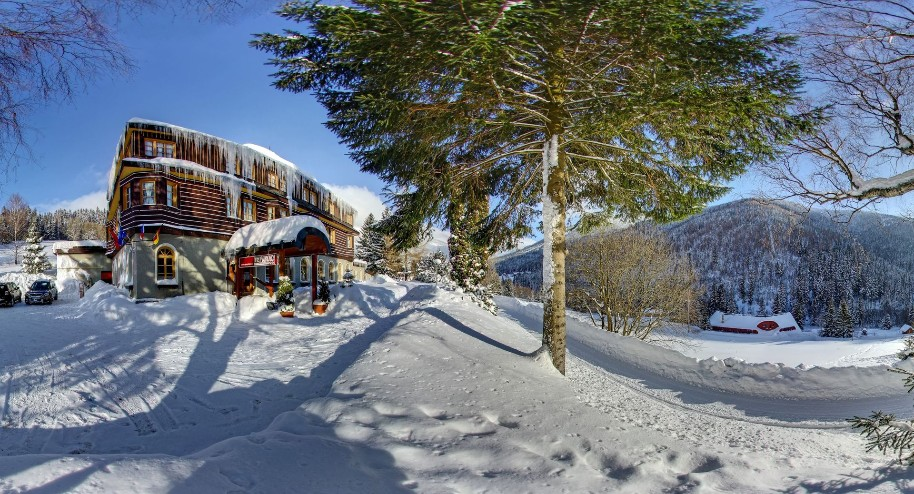 Hotel Alpský (fotografie 1)