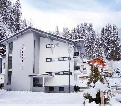 Apartmánový dům Hubertus