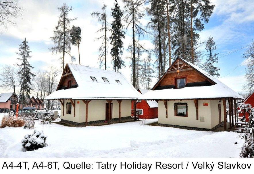 Domky Tatry Holiday Resort (fotografie 1)