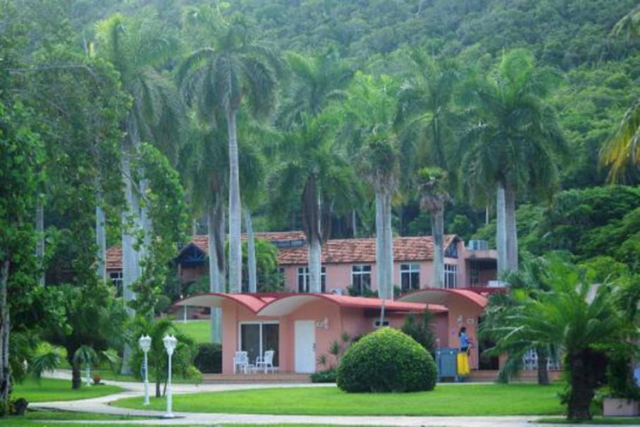 Villa Tropico (fotografie 1)