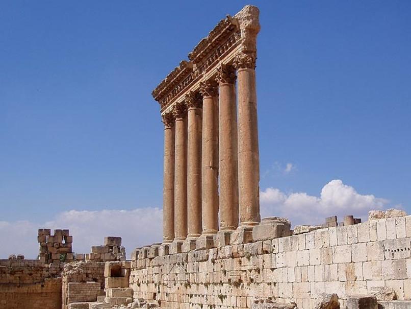 Libanon – Pokladnice bájných říší (fotografie 3)