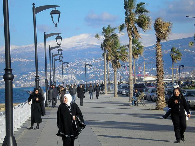 Libanon – Pokladnice bájných říší (fotografie 9)