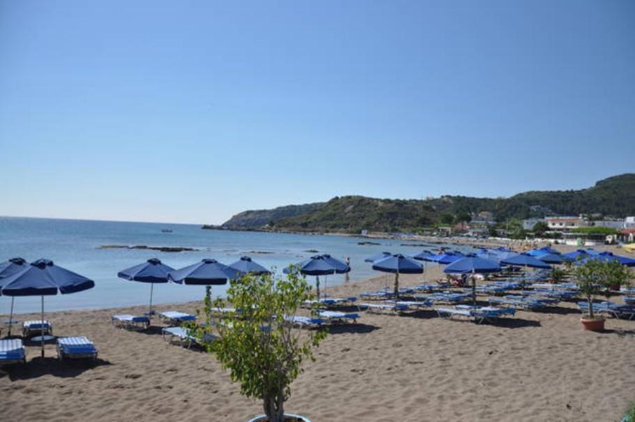 Hotel Evita Beach Alexandria Club (fotografie 2)