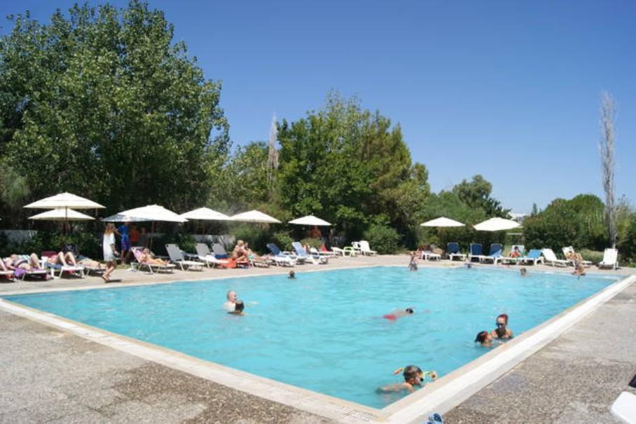 Hotel Evita Beach Alexandria Club (fotografie 5)