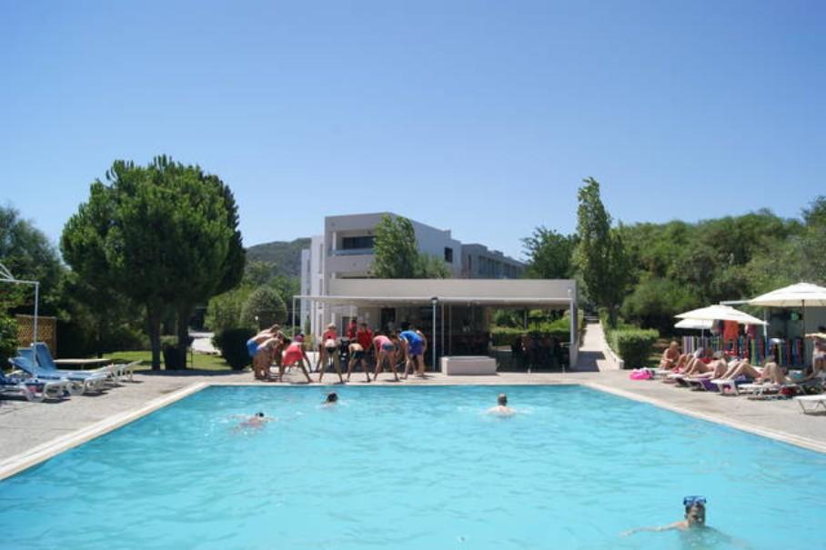 Hotel Evita Beach Alexandria Club (fotografie 6)