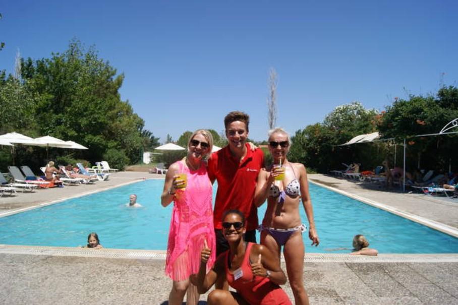 Hotel Evita Beach Alexandria Club (fotografie 7)