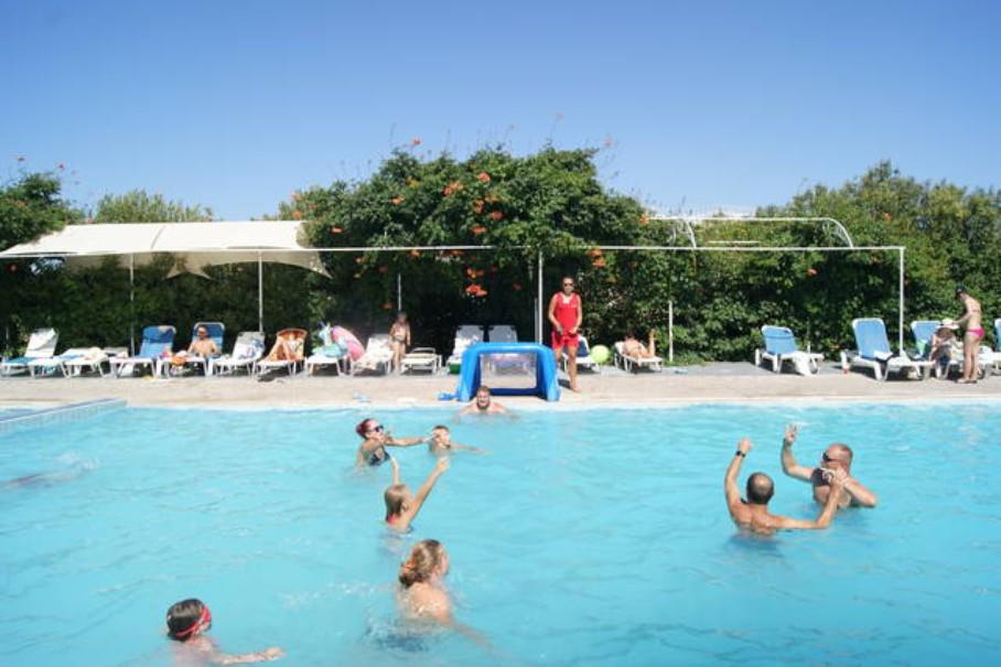 Hotel Evita Beach Alexandria Club (fotografie 8)