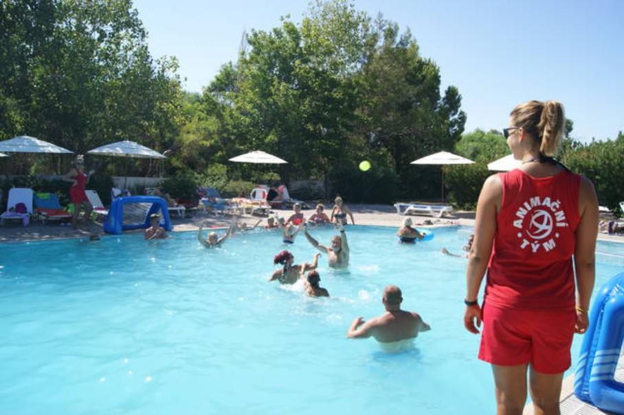 Hotel Evita Beach Alexandria Club (fotografie 10)