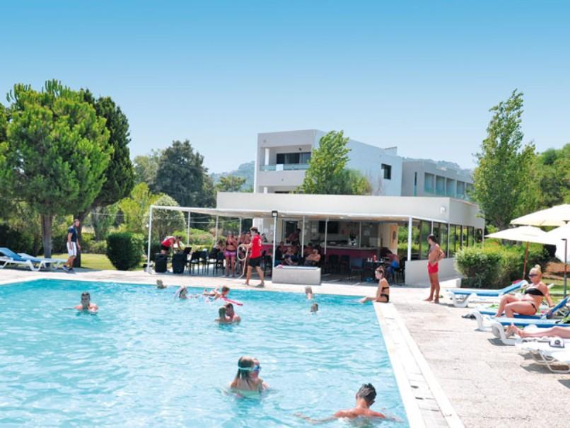 Hotel Evita Beach Alexandria Club (fotografie 11)