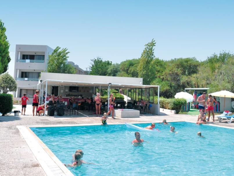 Hotel Evita Beach Alexandria Club (fotografie 12)