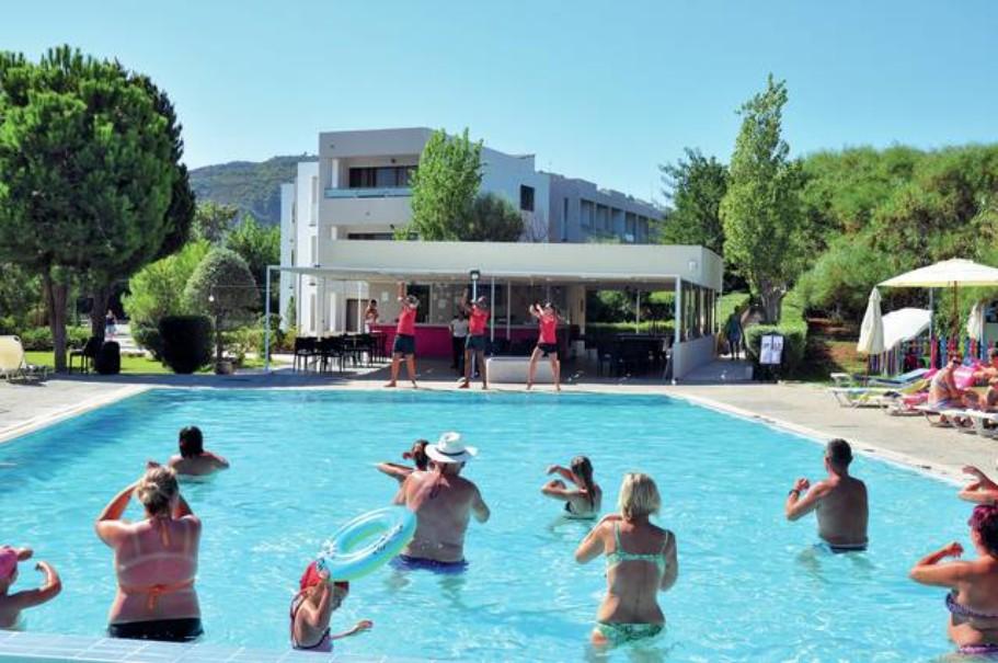 Hotel Evita Beach Alexandria Club (fotografie 1)