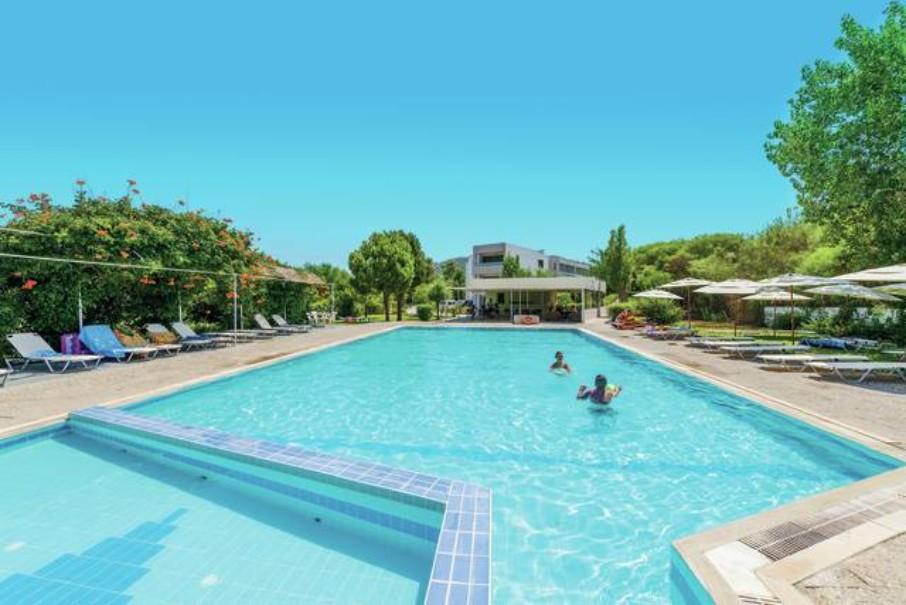 Hotel Evita Beach Alexandria Club (fotografie 14)