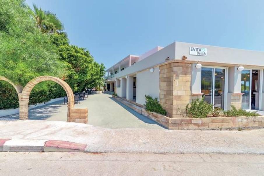 Hotel Evita Beach Alexandria Club (fotografie 19)