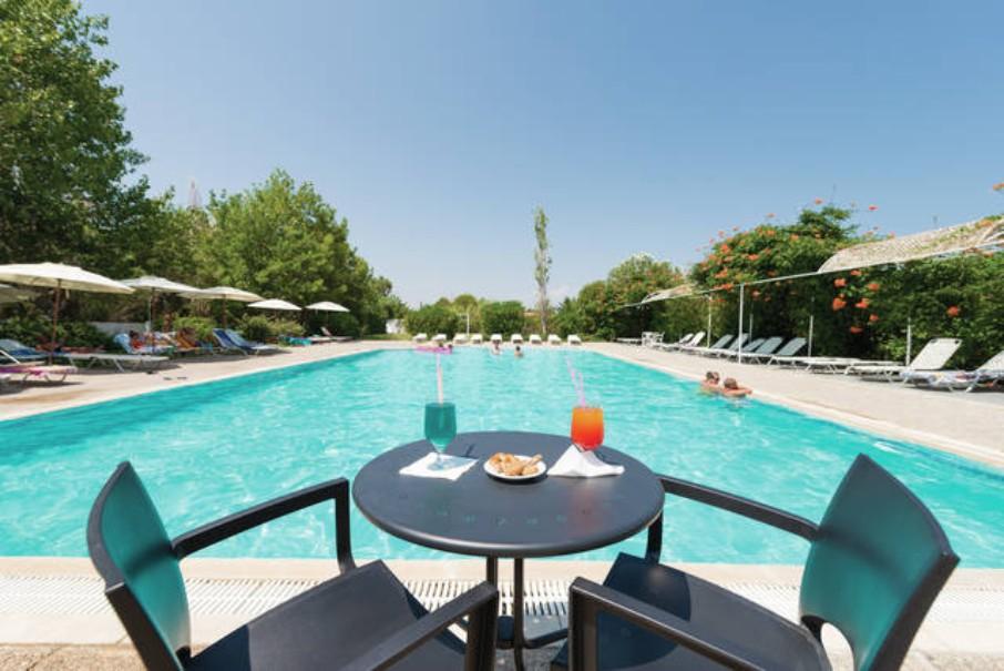 Hotel Evita Beach Alexandria Club (fotografie 25)