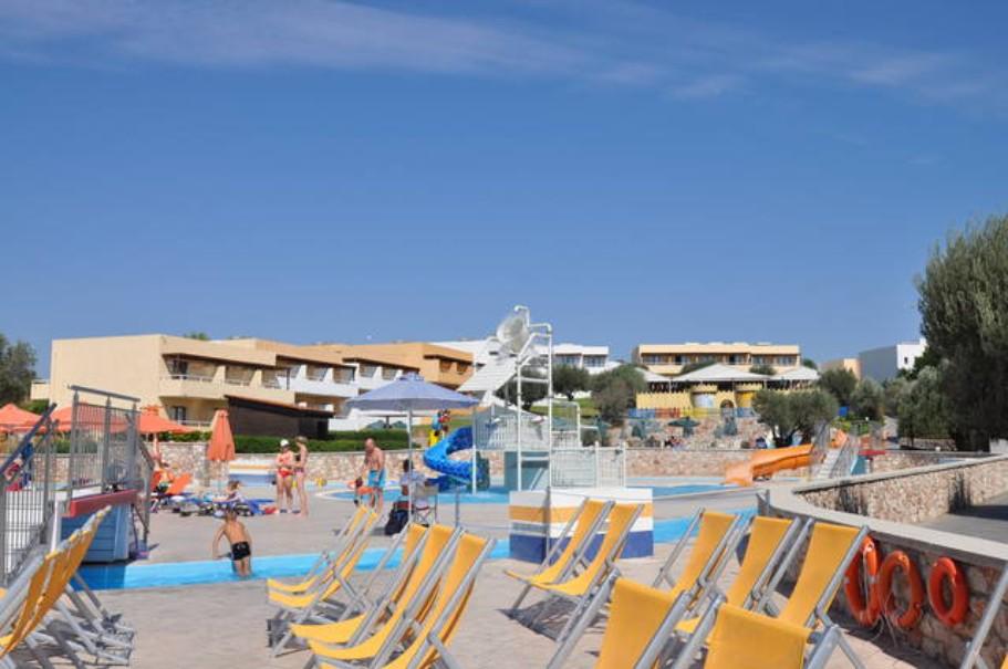 Hotel Atlantica Mikri Poli Alexandria Club (fotografie 4)