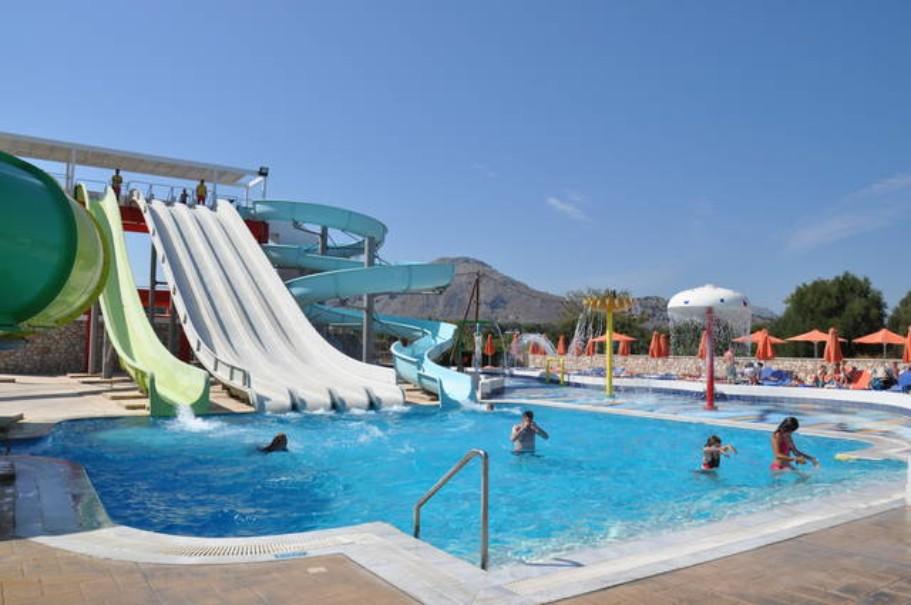 Hotel Atlantica Mikri Poli Alexandria Club (fotografie 5)