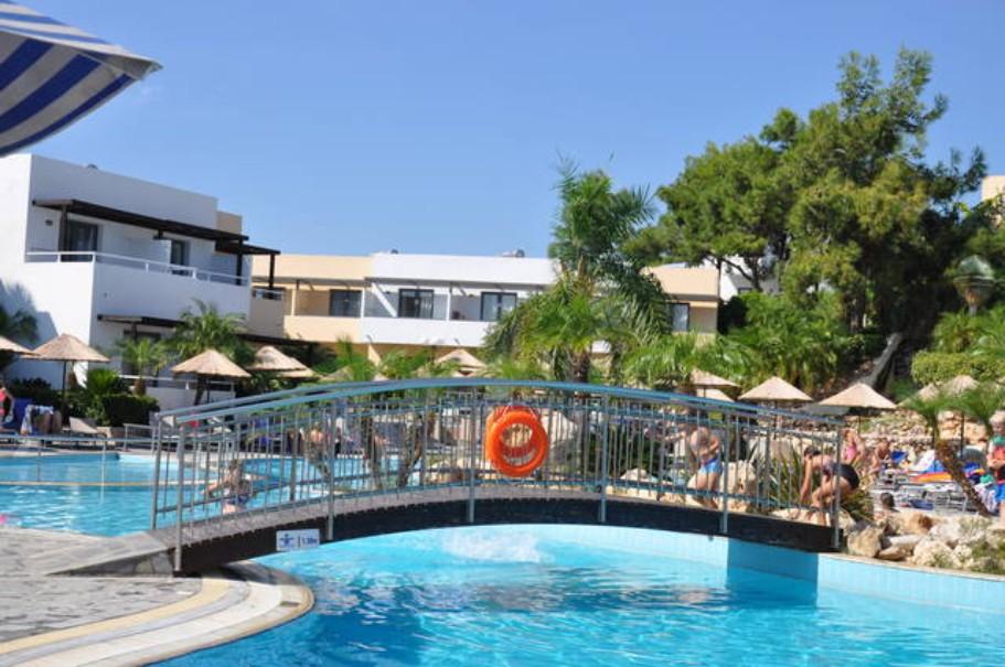 Hotel Atlantica Mikri Poli Alexandria Club (fotografie 13)