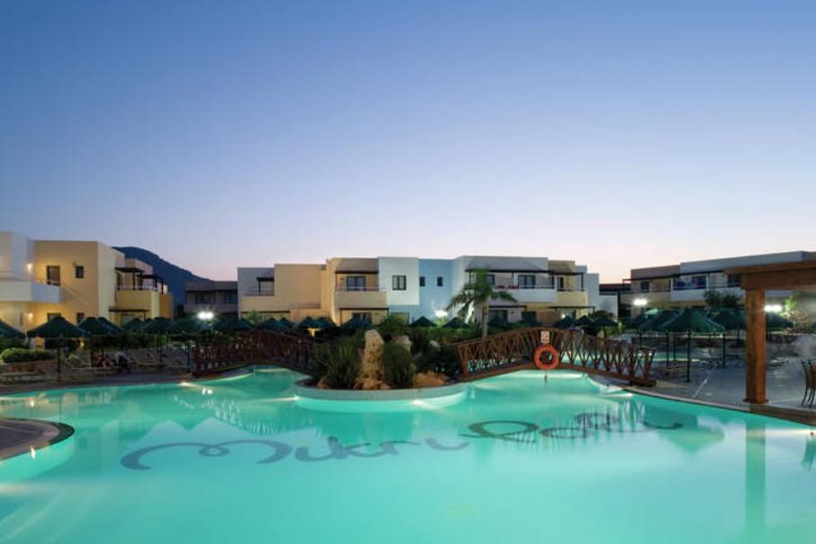 Hotel Atlantica Mikri Poli Alexandria Club (fotografie 23)