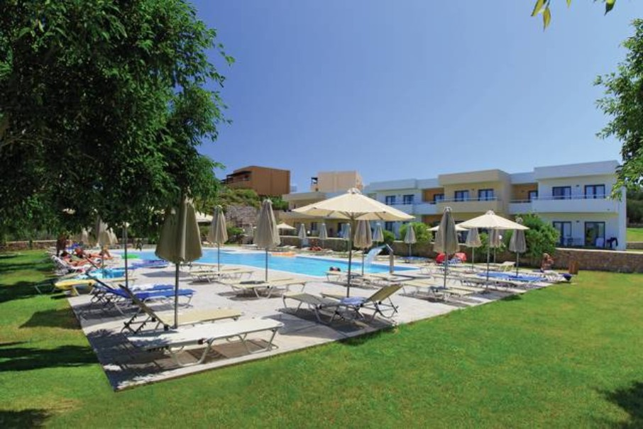 Hotel Atlantica Mikri Poli Alexandria Club (fotografie 25)