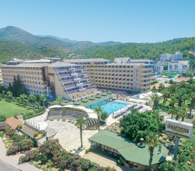 Hotel Doganay Beach Alexandria Club