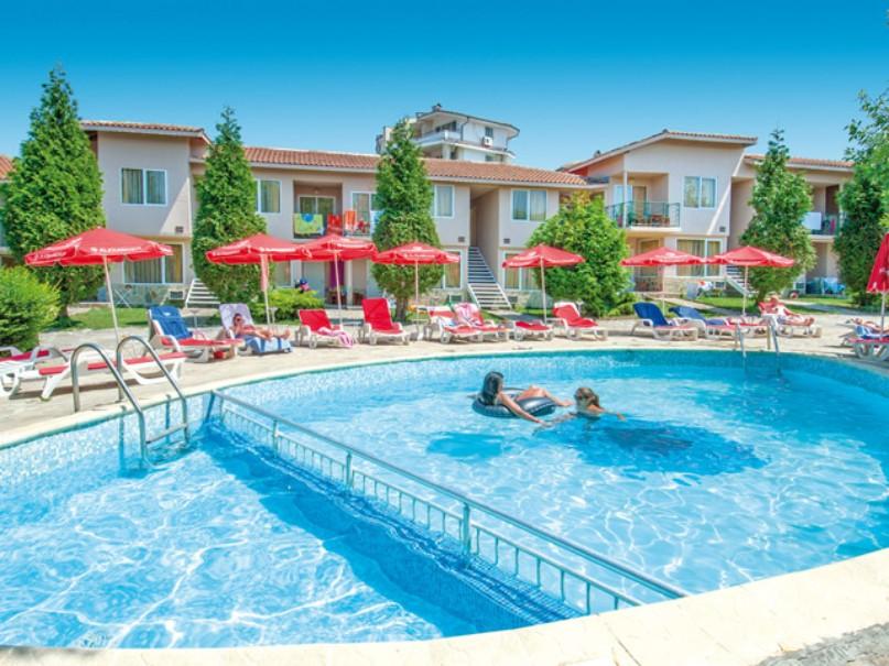 Hotel Merlin Alexandria Club (fotografie 1)