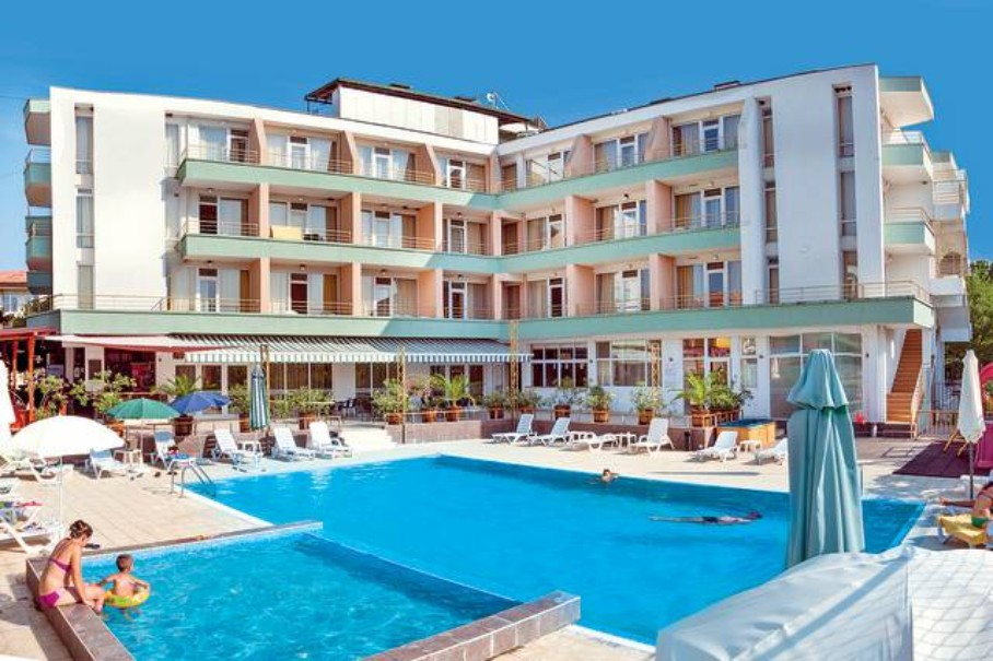 Hotel Onyx (fotografie 1)