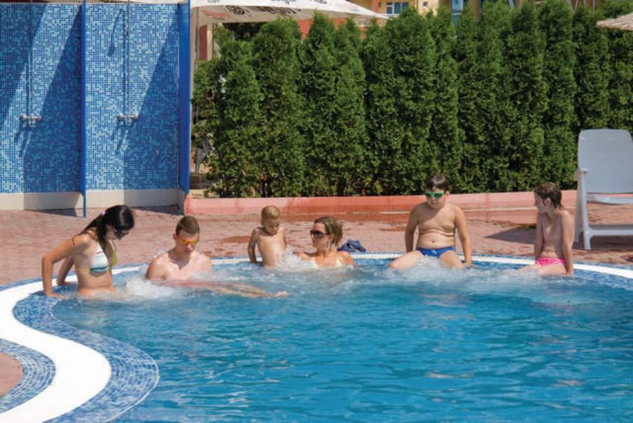Hotel Nadja (fotografie 3)