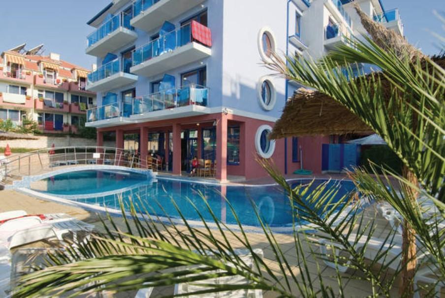 Hotel Nadja (fotografie 7)