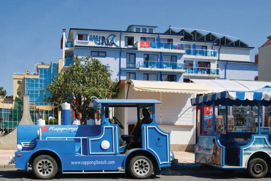 Hotel Nadja (fotografie 9)