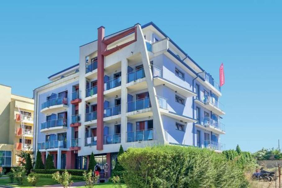 Hotel Nadja (fotografie 1)
