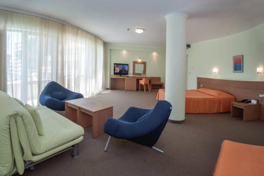 Hotel Žeravi Beach Alexandria Club (fotografie 7)