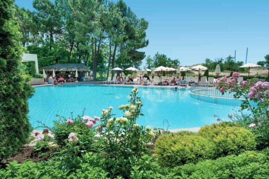 Hotel Žeravi Beach Alexandria Club (fotografie 20)
