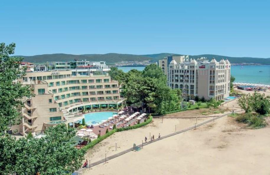 Hotel Žeravi Beach Alexandria Club (fotografie 21)