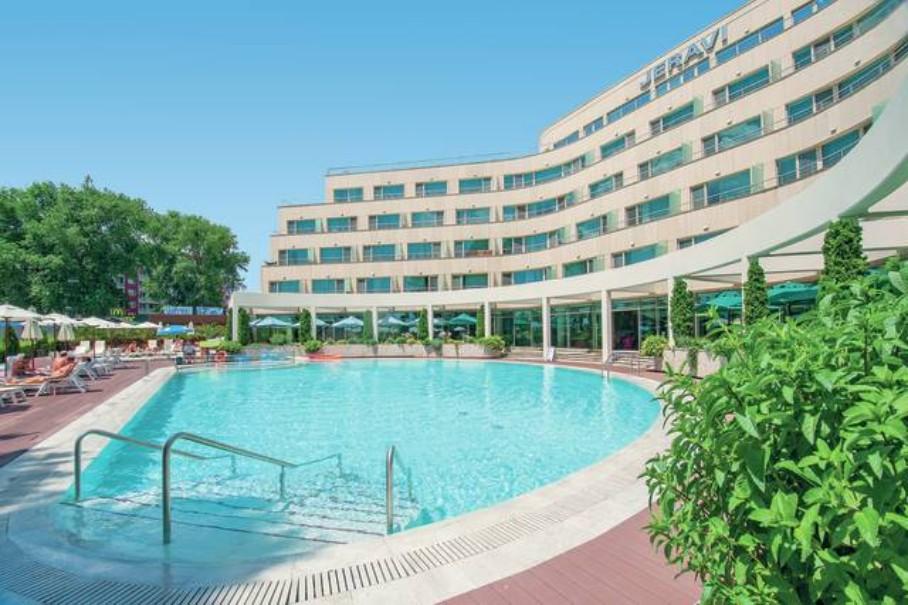 Hotel Žeravi Beach Alexandria Club (fotografie 2)