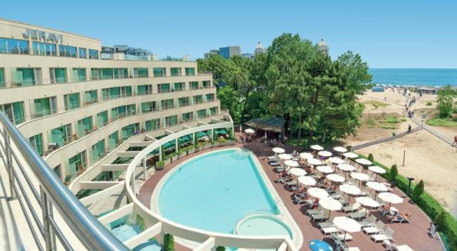 Hotel Žeravi Beach Alexandria Club (fotografie 1)