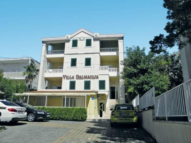 Vila Dalmacija (fotografie 1)