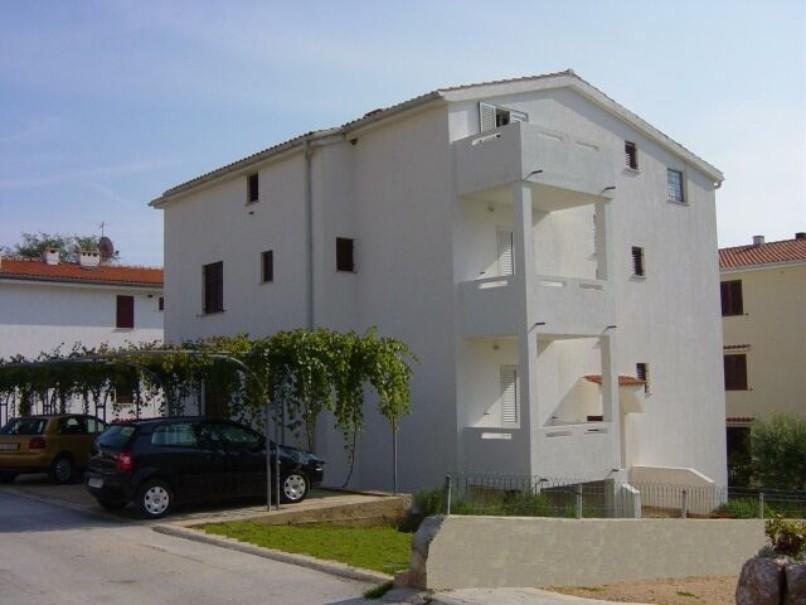 Soukromé apartmány Krk - Baška (fotografie 1)