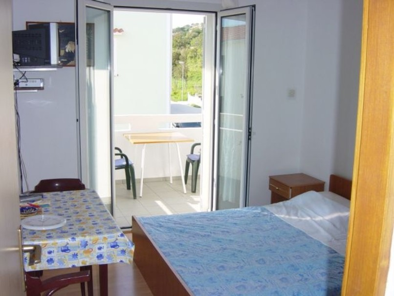Soukromé apartmány Krk - Baška (fotografie 8)