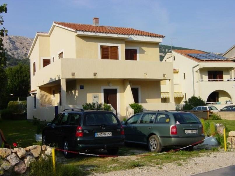 Soukromé apartmány Krk - Baška (fotografie 9)