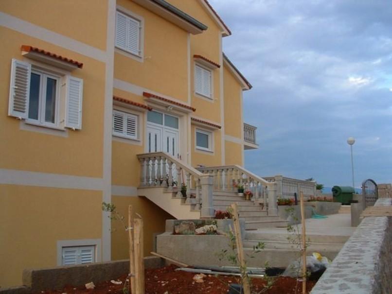 Soukromé apartmány Krk - Baška (fotografie 17)
