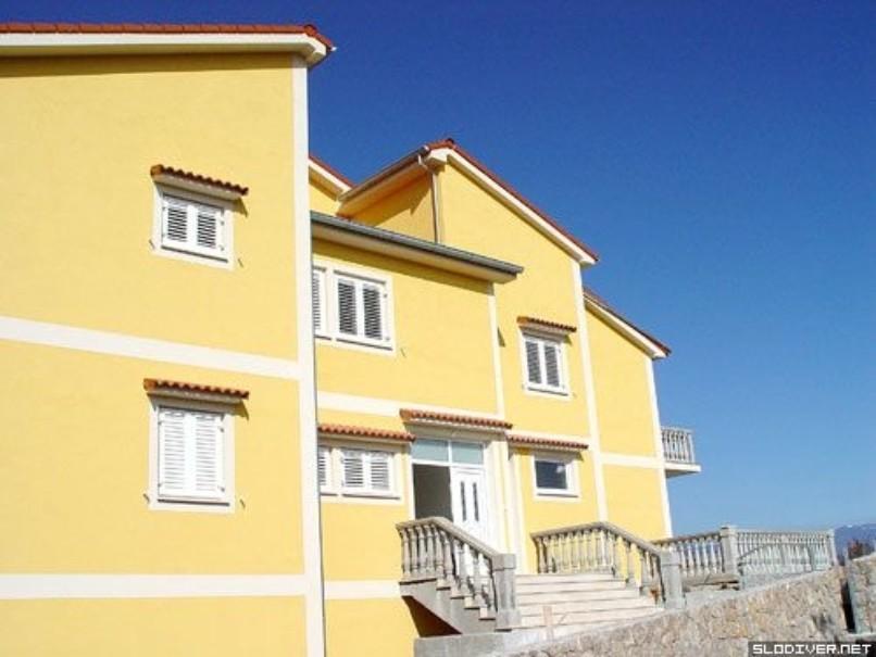 Soukromé apartmány Krk - Baška (fotografie 19)