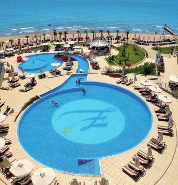 Hotel Zornitza Sands & Spa (fotografie 3)