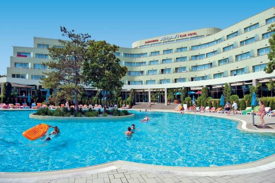 Hotel Žeravi Alexandria Club (fotografie 13)