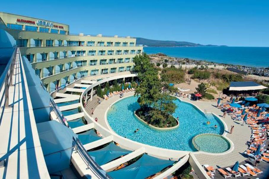 Hotel Žeravi Alexandria Club (fotografie 1)