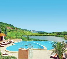 Apartmány Thracian Cliffs Golf & Beach Resort